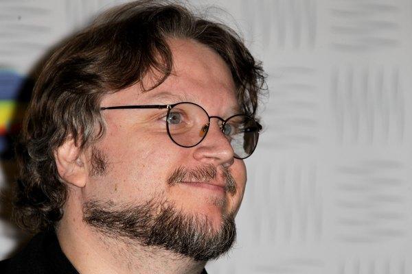 El genial director Guillermo del Toro.