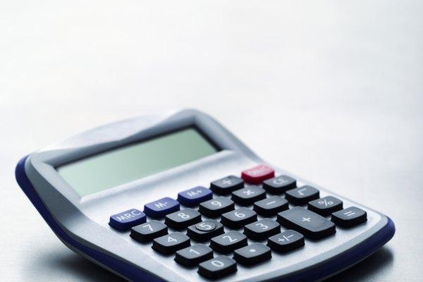 La mayoría de la gente utiliza una buena cantidad de matemáticas en su rutina diaria.