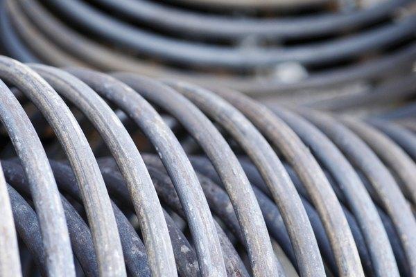 Endurece y fortalece alambres de resorte mediante tratamientos a altas temperatuas