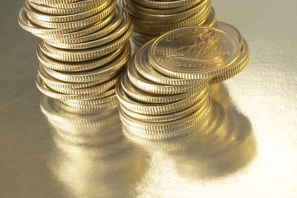 Elaborar monedas es un trabajo complejo.