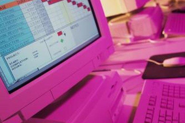 Los escenarios de Excel reúnen datos de una o más hojas de cálculo o libros.