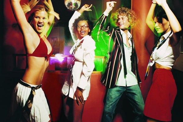 El baile pop surge de la pop-ularidad de su música.