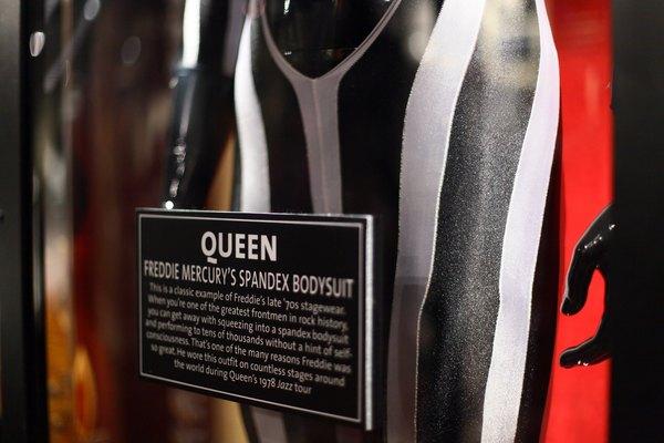 Freddie Mercury es un ídolo inolvidable.