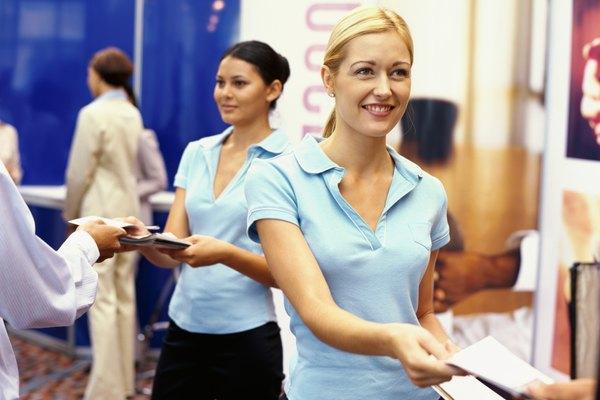El objetivo de un folleto es atraer atención y proveer información.