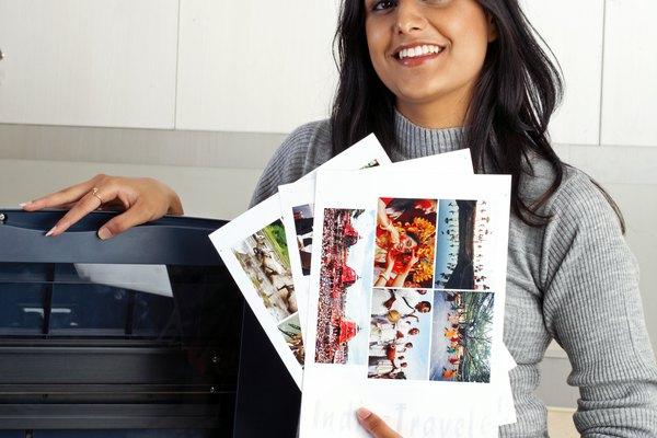 La caolina mejora la calidad de impresión.