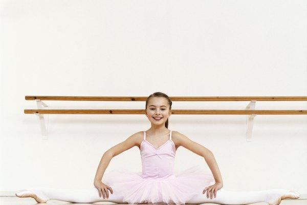 Algunas de las actividades de tu hijo requieren flexibilidad extrema.
