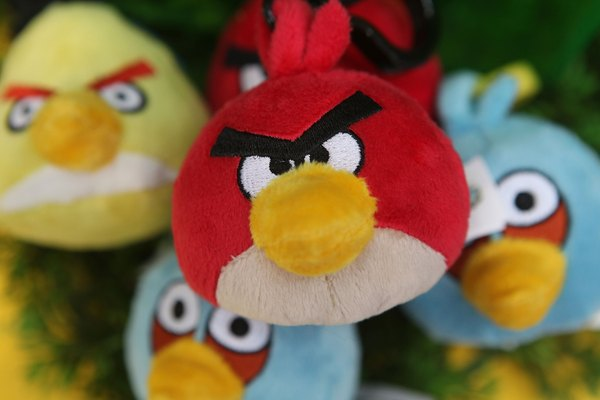 how to download the angry birds game for the nook color