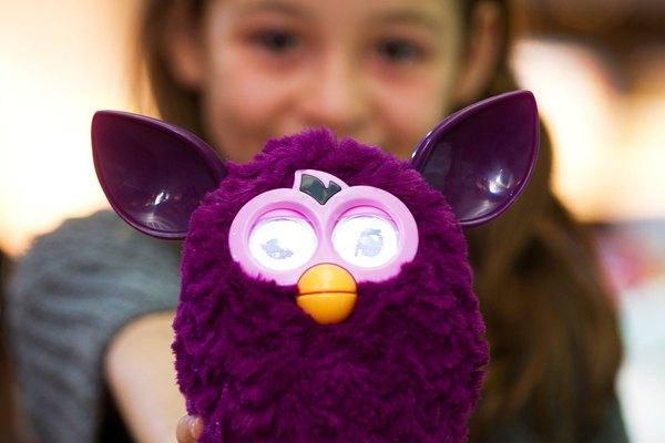 Los Furbys ganaron mayor popularidad en 1998.