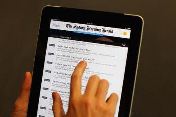 Cambia la configuración del iPad para solucionar los problemas de conectividad.