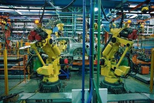 Los fabricantes de autos usan proveedores grado uno y grado dos para construir sus vehículos.