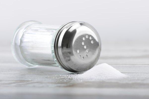 Salt Shaker Down