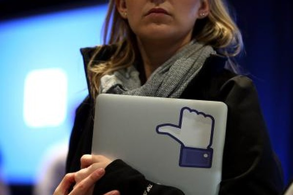 Facebook keeps track of the devices and computers you use to access your account.