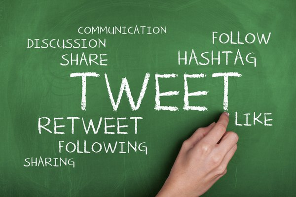 Twitter can be a valuable branding tool that encourages viral activity.