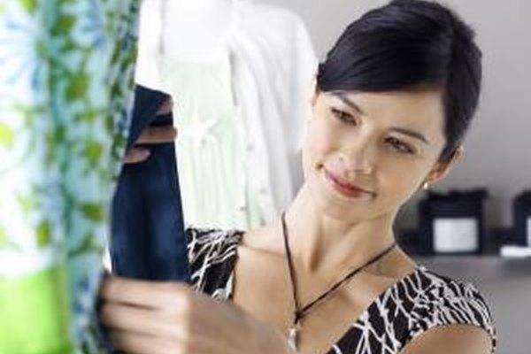 Las boutiques de ropa a menudo atienden a compradores que buscan ropa actual.