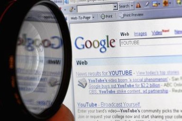 Google dirige el portal de intercambio de videos YouTube.