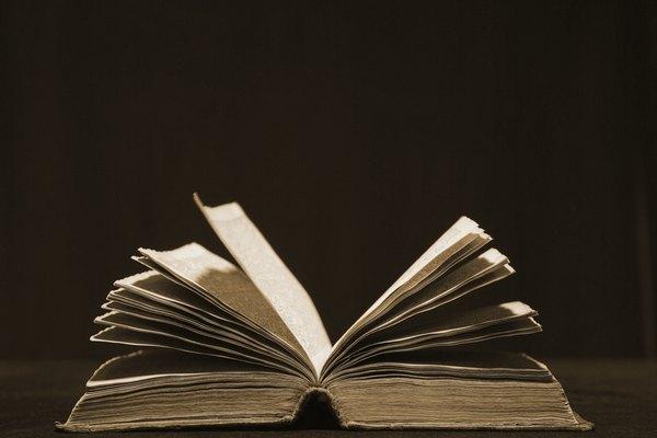 Los trabajos de no ficción a menudo incluyen varios apéndices.