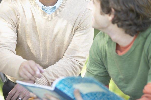 Los profesores universitarios requieren usualmente de alguna prueba para justificar una falta