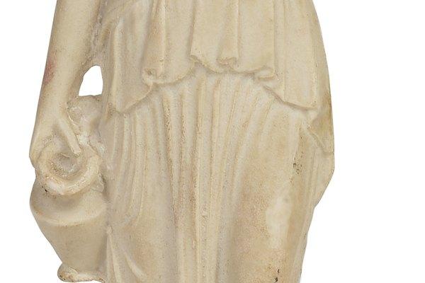 Las escultura griegas y romanas fueron parte del legado de ambas culturas.