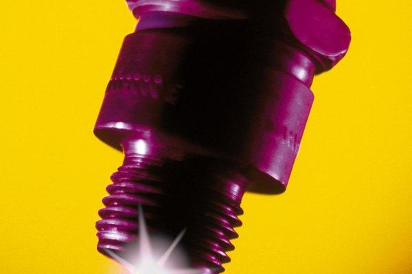 Una sola chispa intensa hace que un evento de combustión sea eficiente.