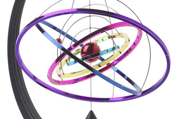 Los modelos tridimensionales de átomos son un proyecto popular en las clases de química.