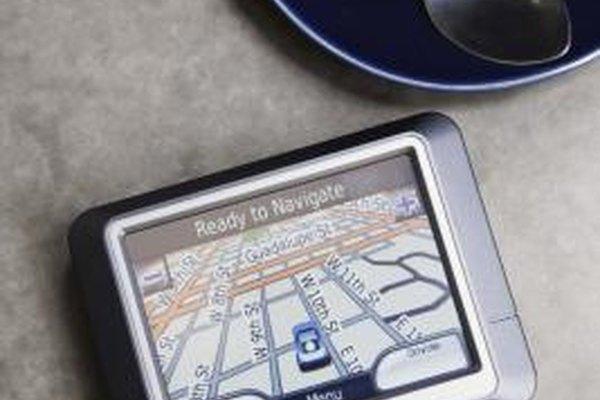 Un GPS.
