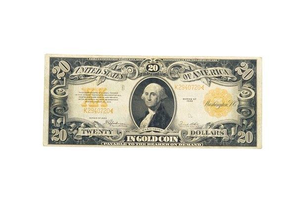 Los billetes viejos pueden valer mucho si los mantienes en buenas condiciones.