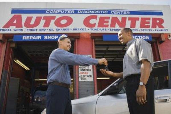 Pon esfuerzo en el marketing de tu taller de reparaciones de autos.