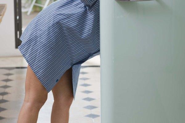 Una puerta de refrigerador que no se cierre de forma adecuada puede significar una cantidad significativa de dinero perdida.