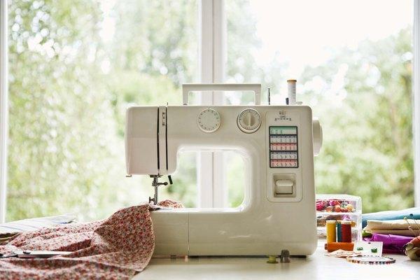 Perillas de ajuste y tipos de costura