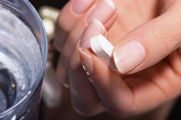 El exceso de manganeso puede causar daño cerebral.