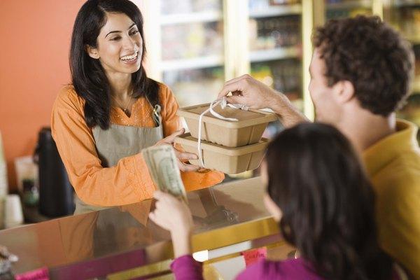 Un buen servicio al cliente puede mejorar en gran medida el negocio de los vendedores.