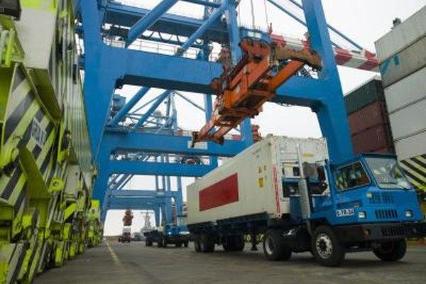 Ejemplos de tecnologías que mejoran la logística del mercado.