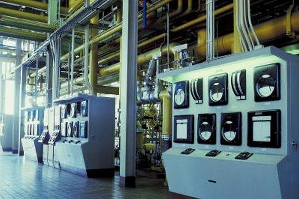 Los fabricantes, a diferencia de las empresas de servicios, pueden automatizar la producción.