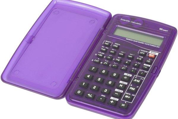 Las calculadoras gráficas vienen en distintos modelos, algunos de los cuales no incluyen una tecla de raíz cúbica.