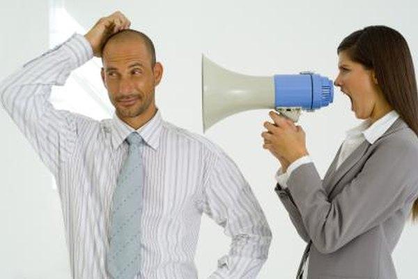 Un mal gerente puede ser perjudicial para el negocio.