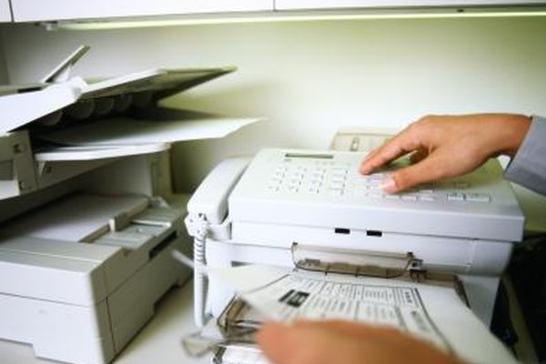 Fax modems and online faxing services have replaced the dedicated fax machine for home users.