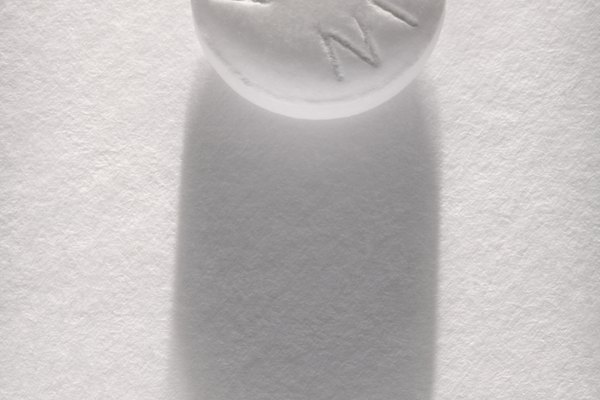 Aspirin tablet