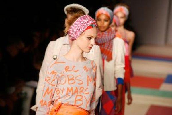 El desfile de Marc Jacobs de septiembre de 2012 durante el New York Fashion Weed fue emitido en línea.