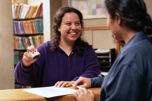 El objetivo correcto podría ayudarte a conseguir una posición en una oficina médica.