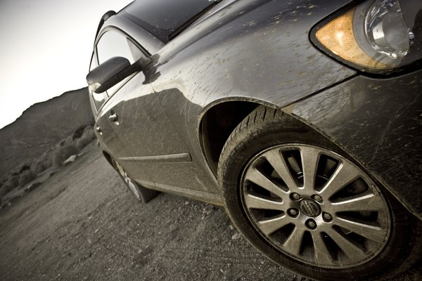 Correct tire pressure can improve gas mileage.