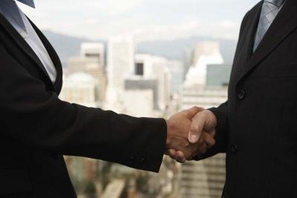 Los socios pasivos generalmente no toman decisiones en un restaurante.