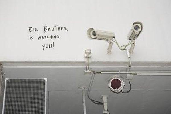 Hay cámaras espía que pueden pasar desapercibidas.