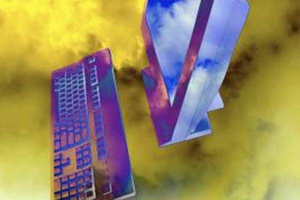 """La computación en la nube ejecuta aplicaciones en máquinas """"virtuales""""."""