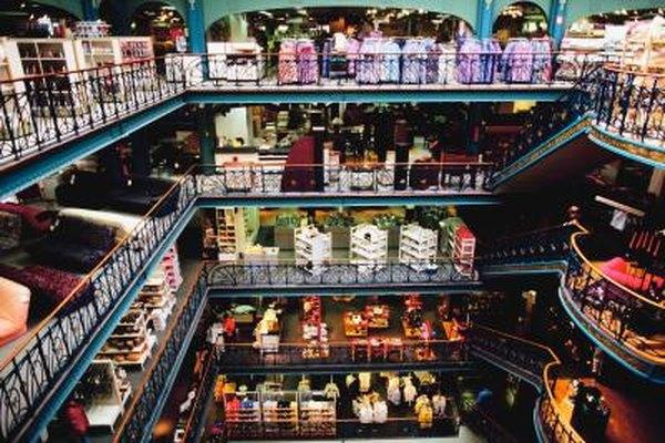 El mayor costo en lanzar una tienda al por menor es la compra de inventario.