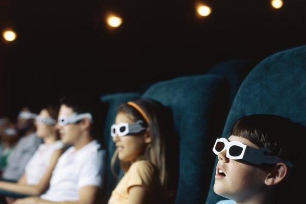 Conoce las diferencias entre IMAX y películas en 3D.