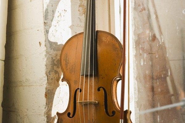 Es muy difícil determinar si tienes un Stradivarius original o una reproducción más reciente.