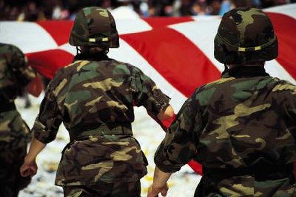 El ejército de Estados Unidos tiene rigurosos requerimientos físicos para sus soldados.
