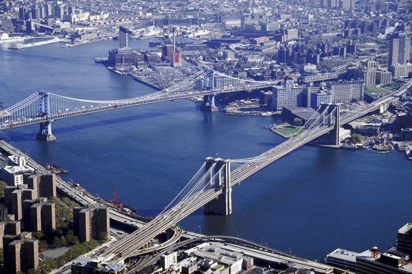 Bridges in New York City