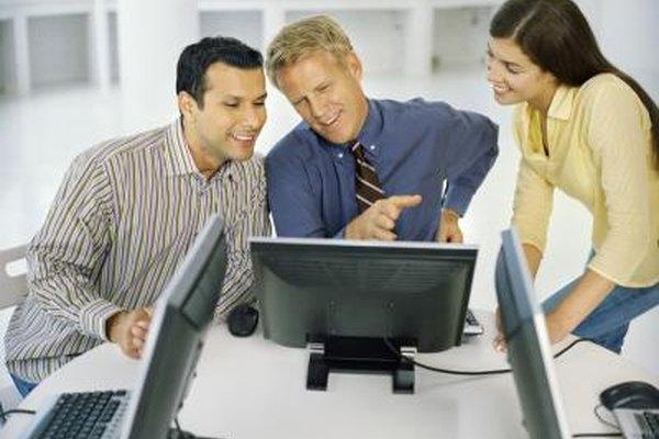 Los profesionales de la alta administración necesitan tener ciertos conocimientos y experiencia en computación.