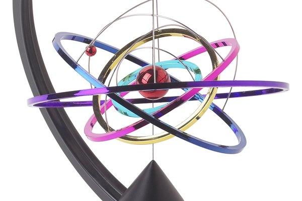 El orden de los diferentes niveles de energía evita que el átomo estalle y permite la formación de la materia.